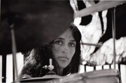 bernard plossu, Joan Baez