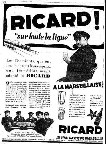 Train, Ricard