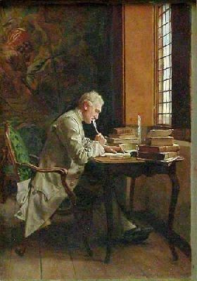 Un poète, 1859, Jean-Louis Ernest Meissonnier.jpg