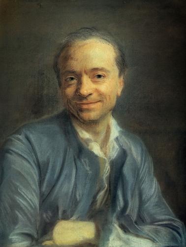Maurice Quentin de la Tour, autoportrait