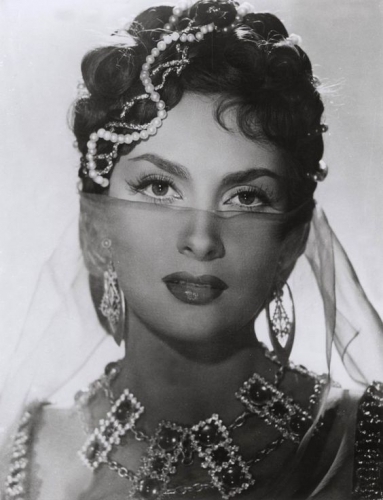 Gina Lollobridgida