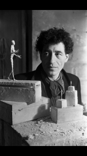 Alberto Giacometti Paris 1946 by Emile Savitry.jpg