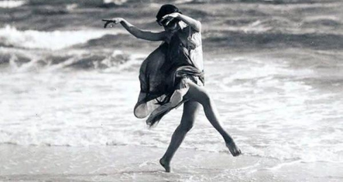 isadora duncan, danse