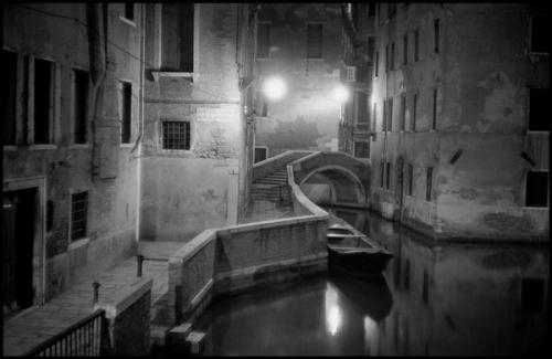 Inge Morath, Venise