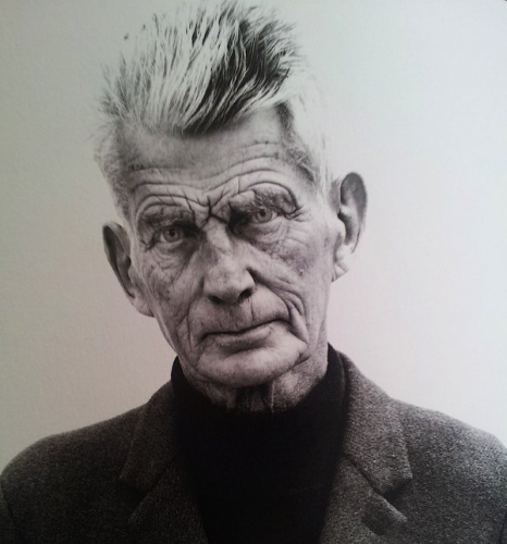 Samuel Beckett, Richard Avedon, baudelaire