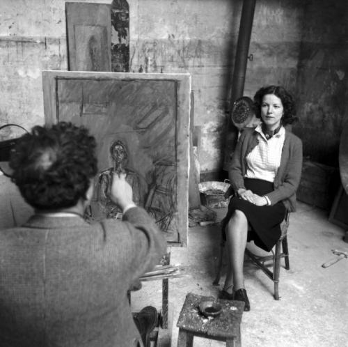 giacometti, Sabine Weiss