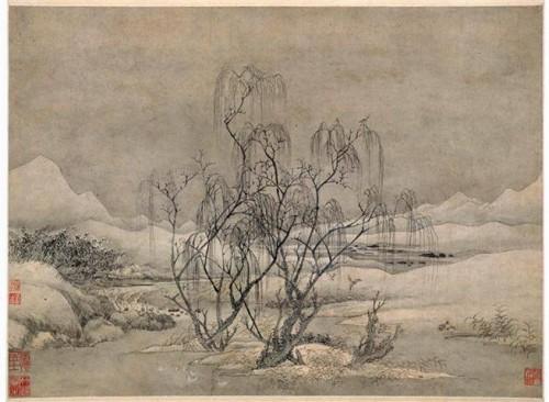 Paysage d'hiver - Wang Hui (1632-1717).jpg