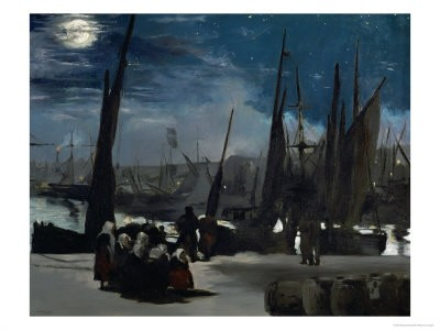40120565~Moonlight-Over-Boulogne-Harbor-1869-Posters.jpg