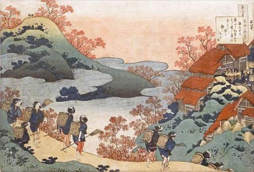 Hokusai, Musée Guimet
