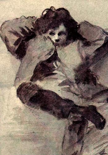 Arthur Rimbaud, Jean-Louis Forain