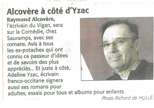 Photo Ray comédie du livre 2010.jpg