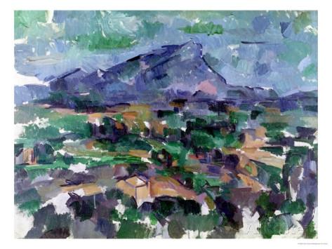 cezanne, le sourire de Cézanne