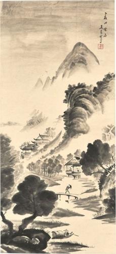 Wu Shixian -summer landscape.jpg