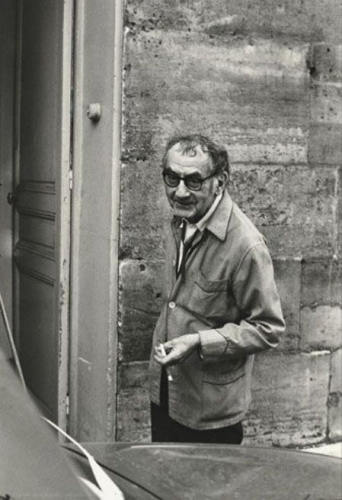 Henri Cartier-Bresson, man ray