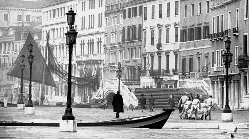 Gianni Berengo Gardin Venice. Riva degli Schiavoni, 1962.jpg