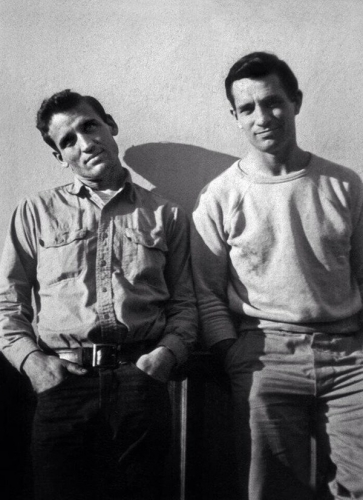 Jack Kerouac, Neal Cassidy