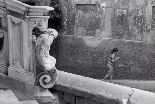 henri cartier-bresson, Naples