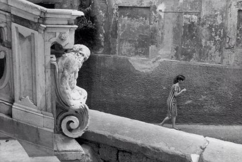 henri cartier-bresson, Naples