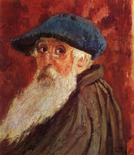 Camille Pissaro, autoportrait, 1900.jpg