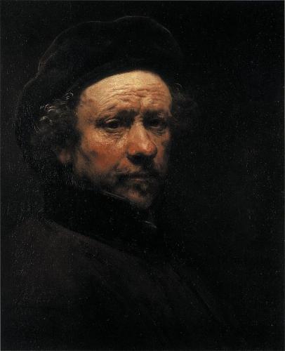 François Cheng, Rembrandt