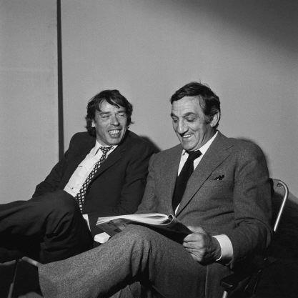 Lino Ventura,Jacques Brel, amitié