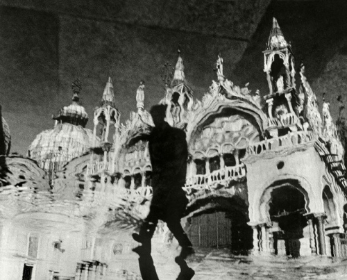 © Herbert List Reflections of St. Marco Venice, Italy 1953.jpg