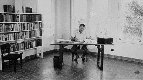 Hemingway, ezra pound