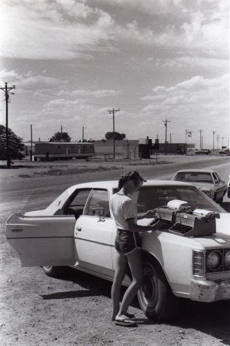 New México 1980, Bernard Plossu.jpg