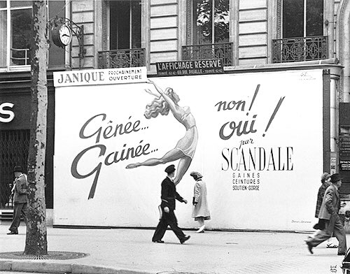 Ilse Bing, Paris