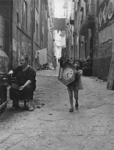 Baltasar Gracian,  Mario de Biasi, Naples