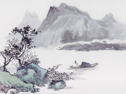 dao, Philippe Sollers, Wang Wei