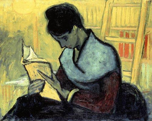 dico de bord, lecture, van Gogh