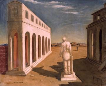 Giorgio de Chirico - Piazza (Souvenir d'Italie) 1925.jpg