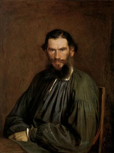 Léon Tolstoï, Yvan Kramskoy