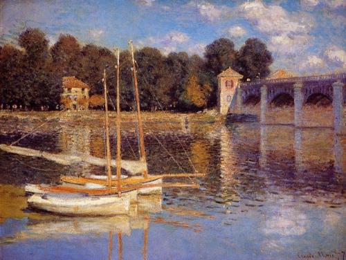 dico de bord, Claude Monet