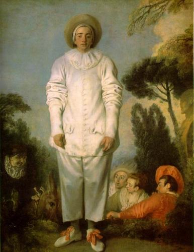 paul claudel, Watteau