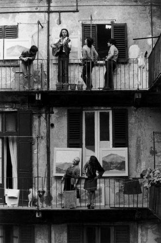 Gianni Berengo Gardin, Milano