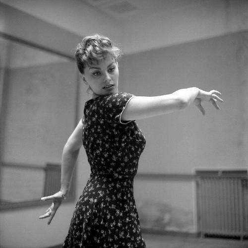 Henri Bosco, Sophia Loren