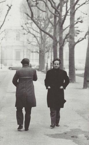 Jardin du Luxembourg, Parigi. Foto di Gilles Caron, 1968.jpg